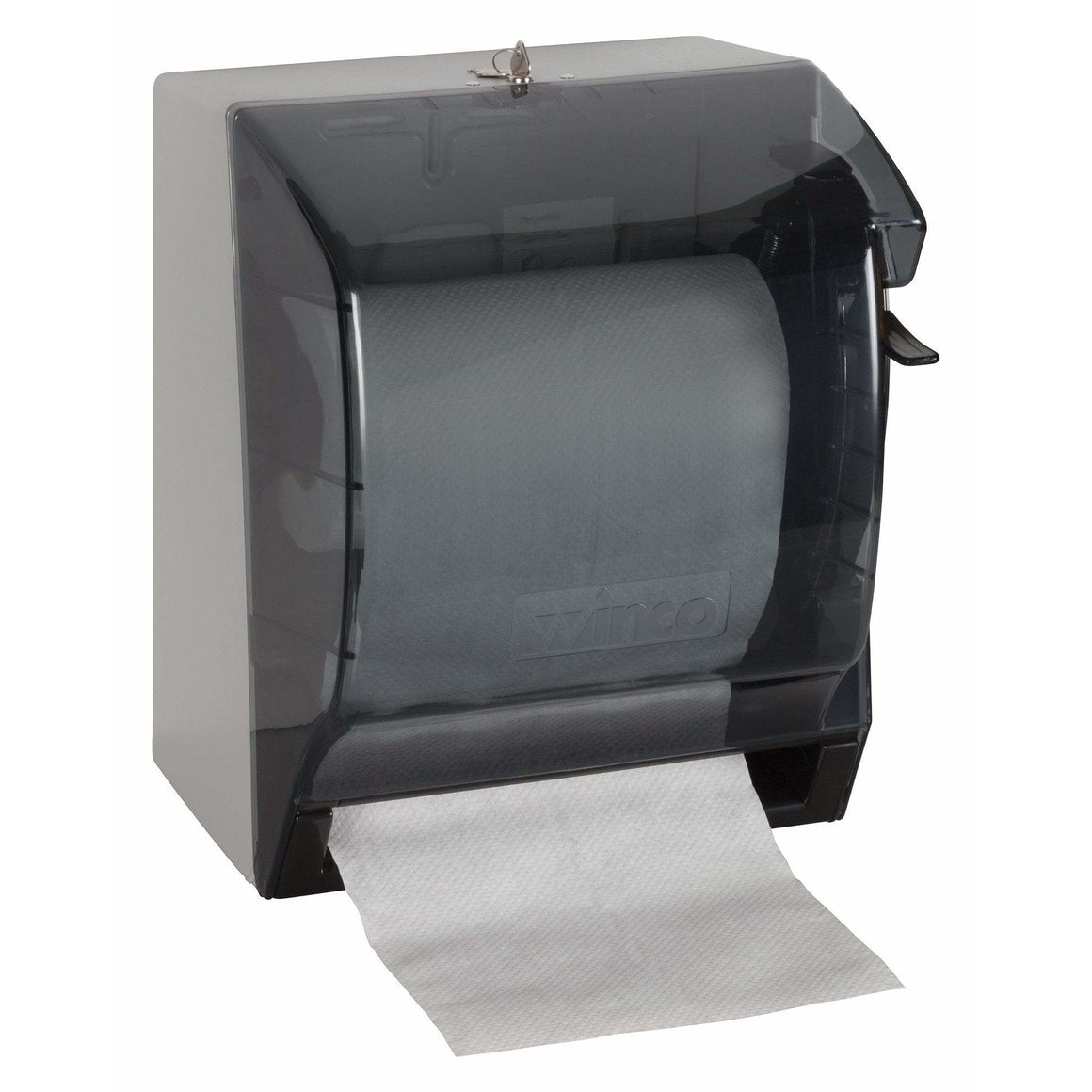 Winco - TD-500 - Paper Towel Dispenser, Lever Hdl - Janitorial - Maltese & Co New and Used  restaurant Equipment