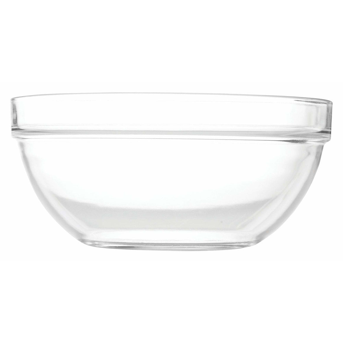 Winco - TDSF-4-GLS - Glass Bowl for TDSF-4 - Buffet Service - Maltese & Co New and Used  restaurant Equipment