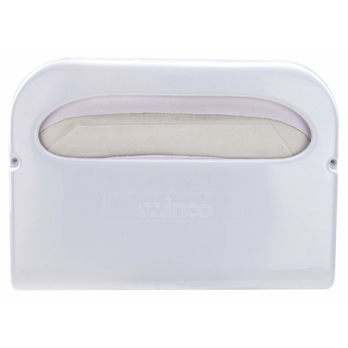 Winco - TSC-10 - Toilet Seat Cover Dispenser, Half Fold - Janitorial