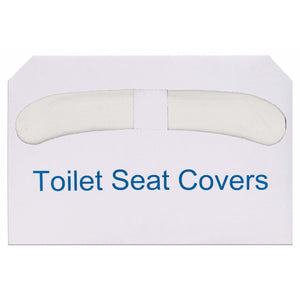 Winco - TSC-250 - Toilet Seat Covers, Half Fold, 250pcs - Janitorial - Maltese & Co New and Used  restaurant Equipment