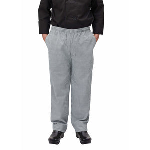 Winco - UNF-4KM - Chef pants, houndstooth, M - Apparel