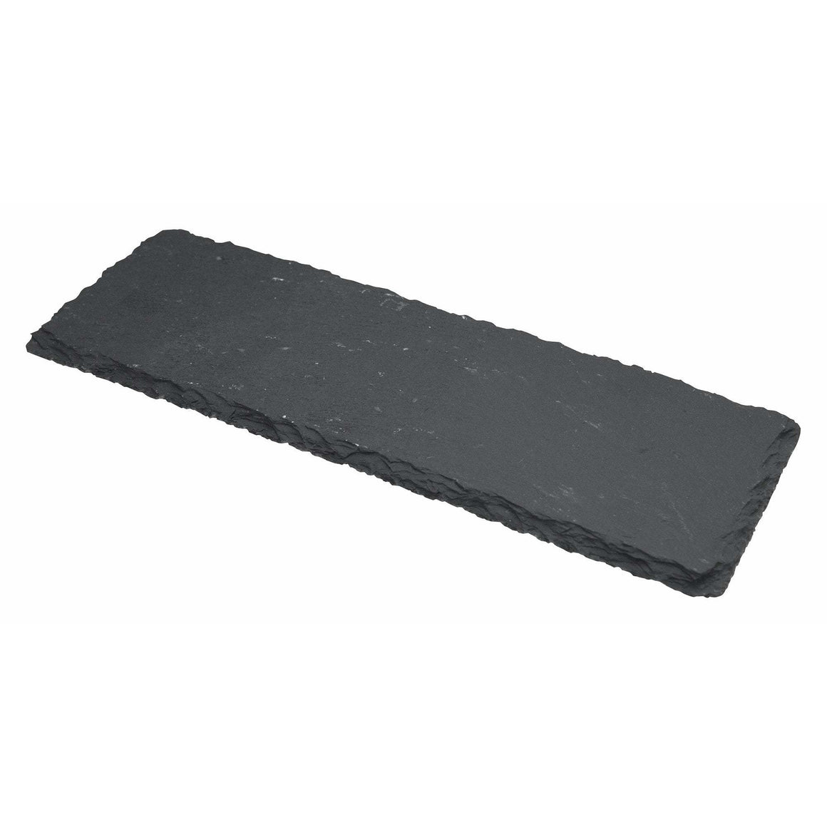 "Winco - WDL001-301 - 11-1/2""L x 4"" Slate Rectangular Platter, 6 pcs/pack - Dinnerware"