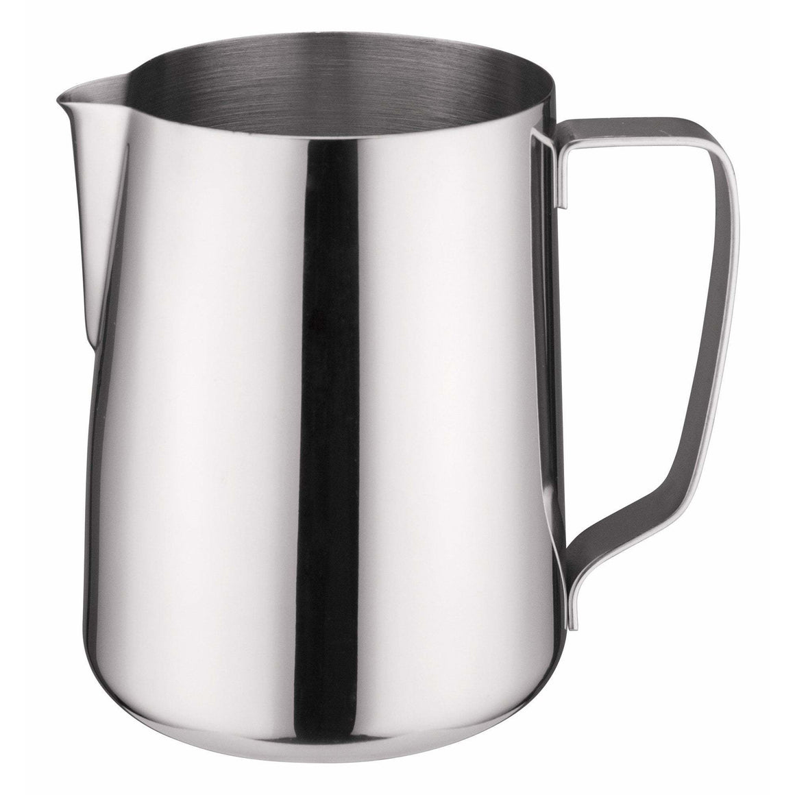 Winco - WP-66 - 66oz Frothing Pitcher, Stainless Steel - Beverage Service - Maltese & Co New and Used  restaurant Equipment