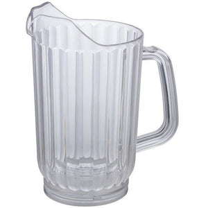 Winco - WPC-32 - 32oz PC Water Pitcher, Clear - Beverage Service