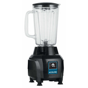 Winco - XLB-44 - ACCELMIX Electric Blender, Toggle Switch, 400W - Bar Supplies