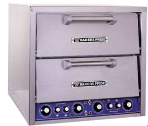 BAKER PRIDE DP-2 PIZZA BAKE COUNTERTOP OVEN ELECTRIC - Maltese & Co New and Used  restaurant Equipment