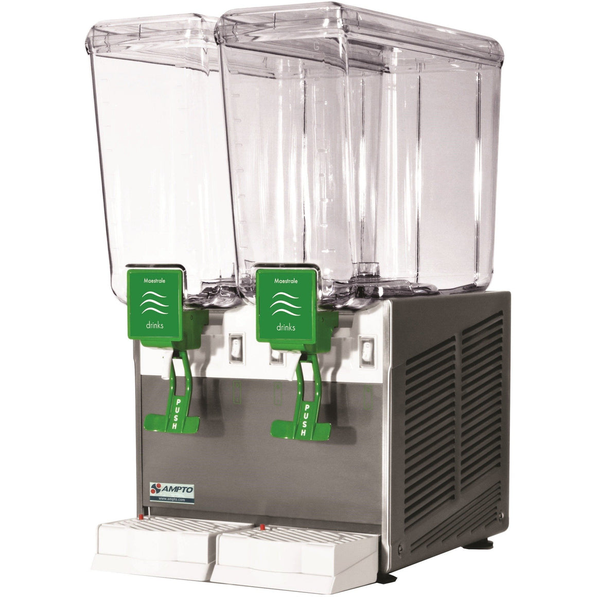 Ampto- Beverage Dispenser- Electric, Cold-AO-D1256-4D1256400415-N - Maltese & Co New and Used  restaurant Equipment