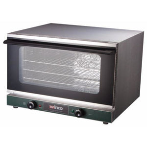 Winco - Half Size Counter Top Convection Oven - Maltese & Co New and Used  restaurant Equipment