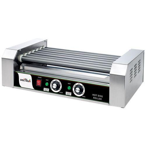 Winco EHDG-7R Hot Dog Roller