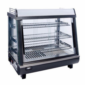 Winco  Counter-Top Heated Display Merchandiser