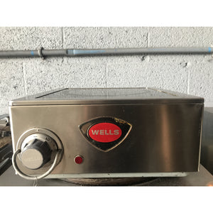 Wells - HC-100 - Counter top Hot Plate