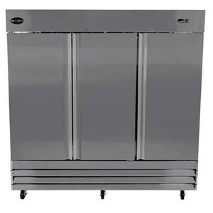 Saba Air - (3) Three Door Reach-In  S , S FREEZER-SB-ST72F-71917 -N