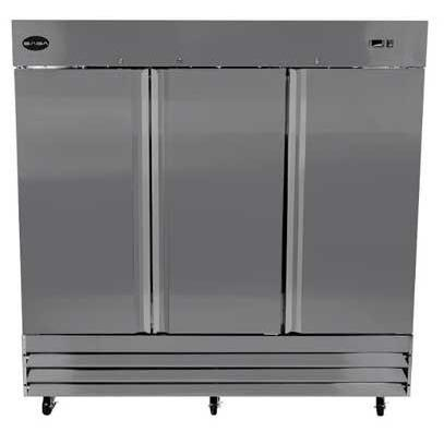 Saba Air - (3) Three Door Reach-In  S , S FREEZER-SB-ST72F-71917 -N - Maltese & Co New and Used  restaurant Equipment