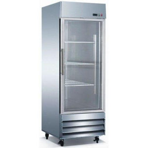 Saba Air - One Glass Door Reach-In Refrigerator- New- SB-S23RG-9117110-N - Maltese & Co New and Used  restaurant Equipment