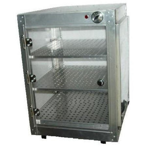 "Food Warmer- 3 Level Warming Cabinet 18""x18""x25""-FW-WC3-62416-N - Maltese & Co New and Used  restaurant Equipment"