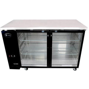 "Saba Air - 48"" Bottle Cooler-New-SB-UBB2448G-N"
