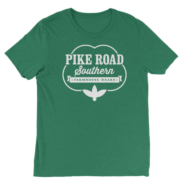 Pike Road Southern / Grass Green / Unisex / Crew Neck