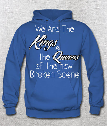 5 Seconds of Summer / 5 SOS / Kings and Queens Hoodies
