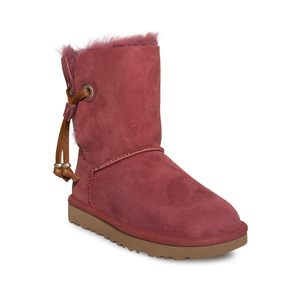 UGG Maia Red Clay Boots