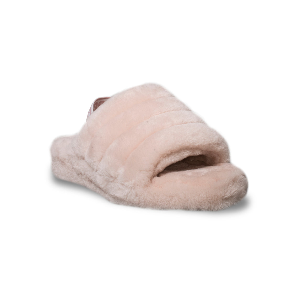 UGG Fluff Yeah Slide Quartz Slippers - Women's