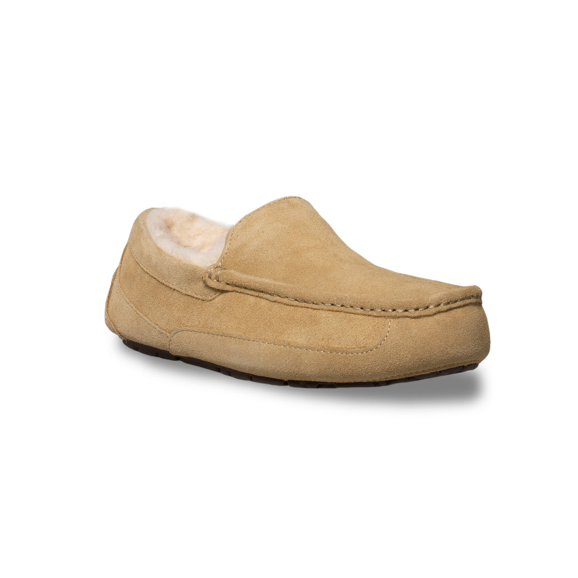 UGG Ascot Military Sand Slippers - Men's