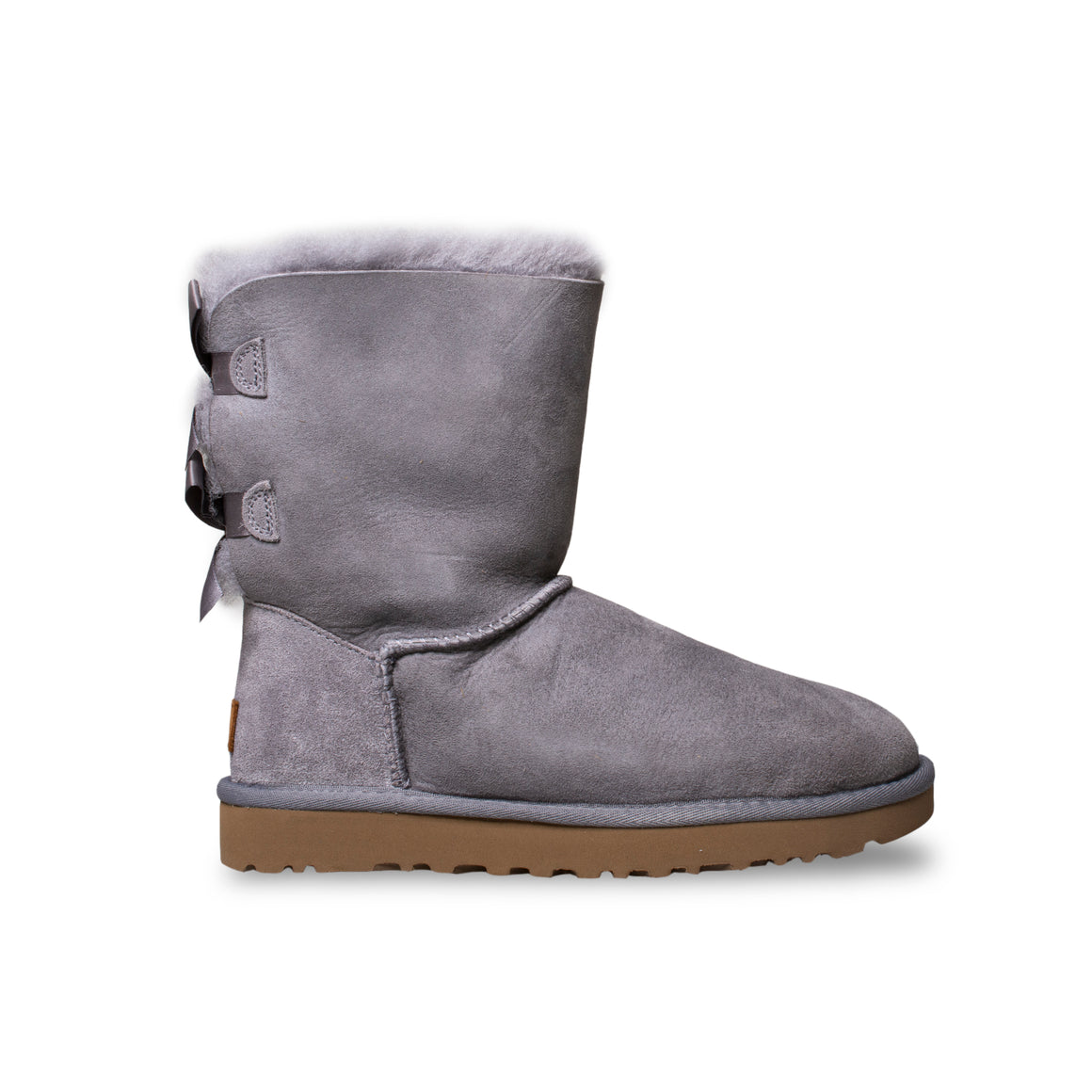UGG Bailey Bow II GULL Boots - Women's