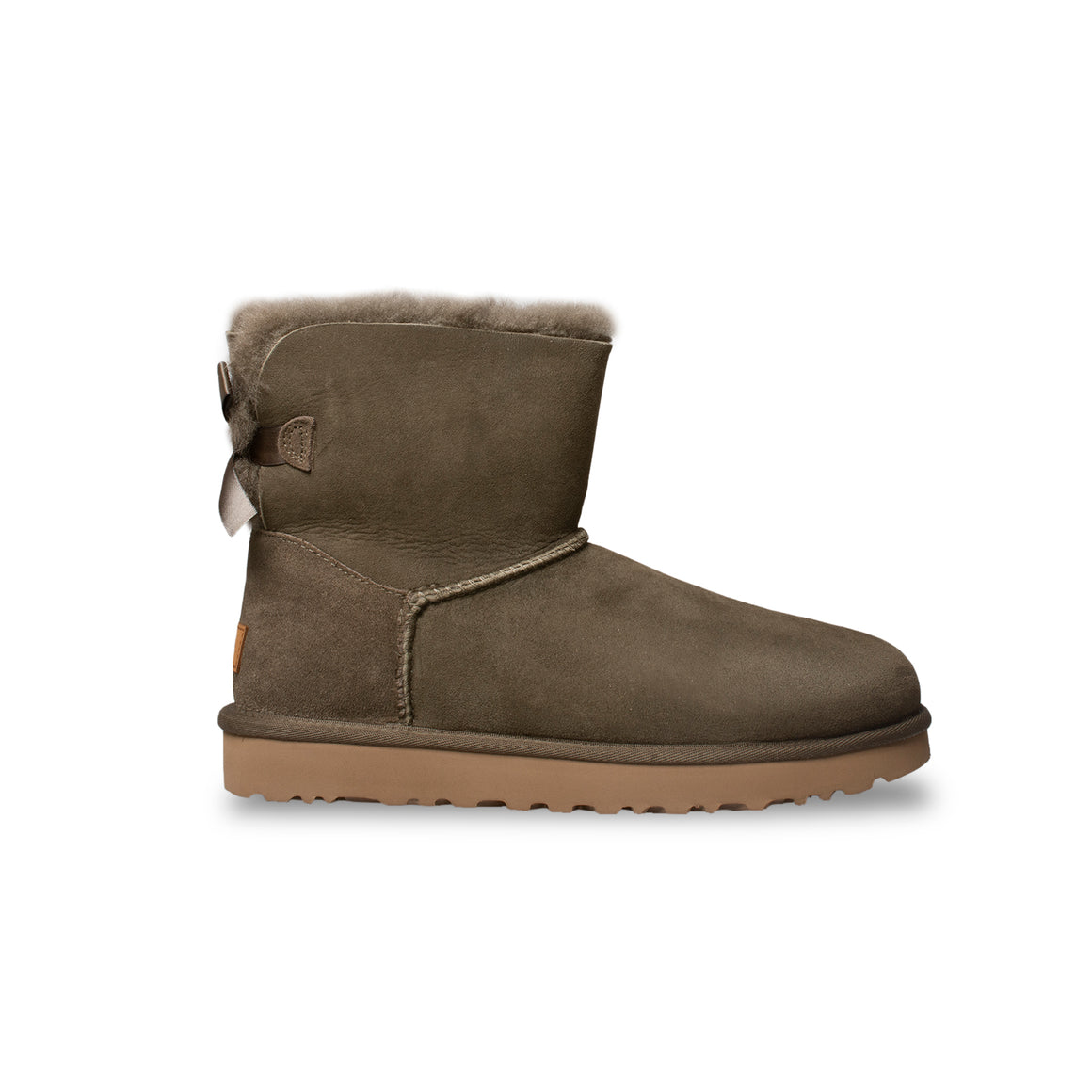 UGG Mini Bailey Bow II Eucalyptus Spray Boots - Women's