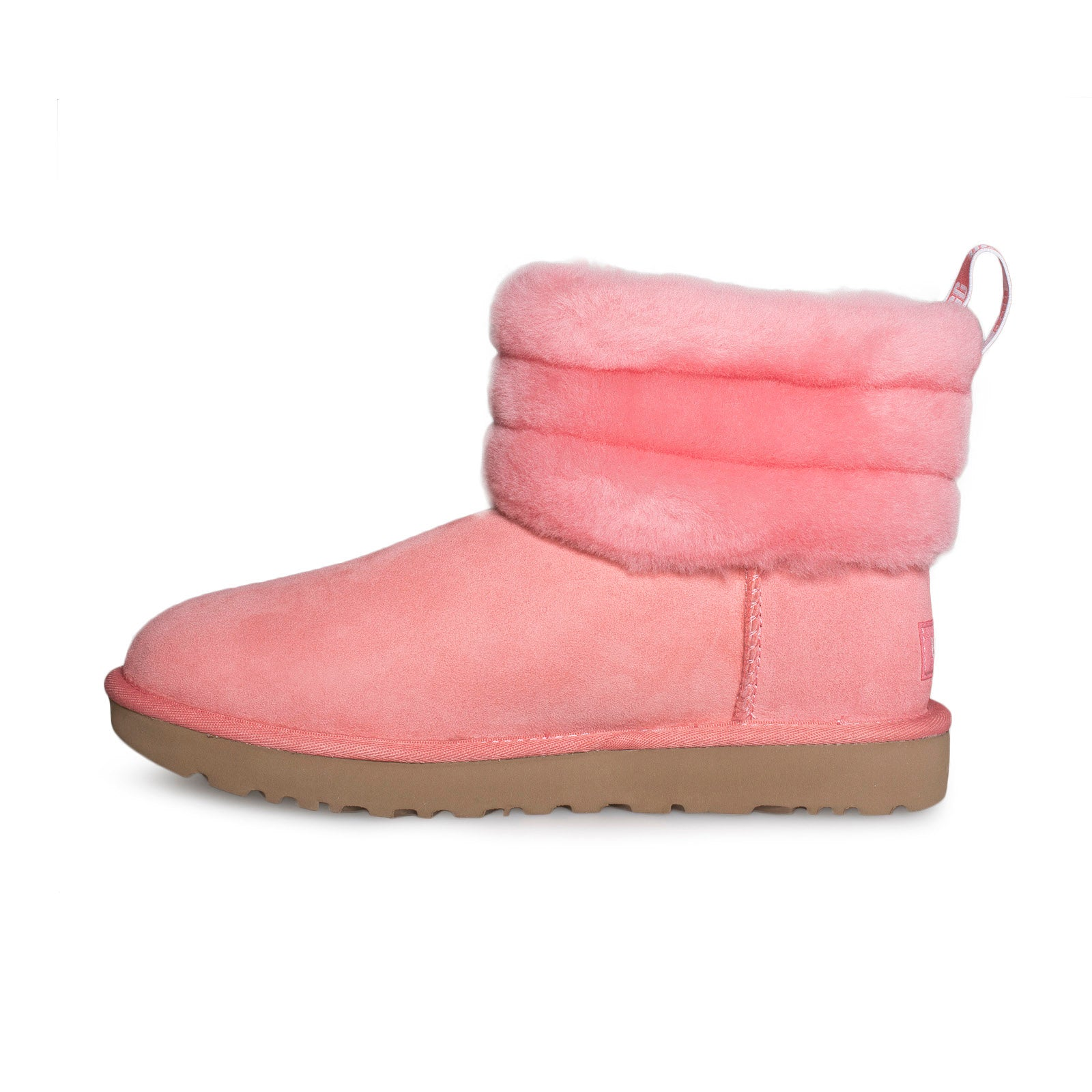 UGG Fluff Mini Quilted Lantana Boots