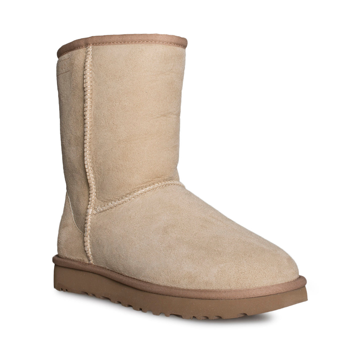 UGG Classic Short 40:40:40 Sand Boots - Women's