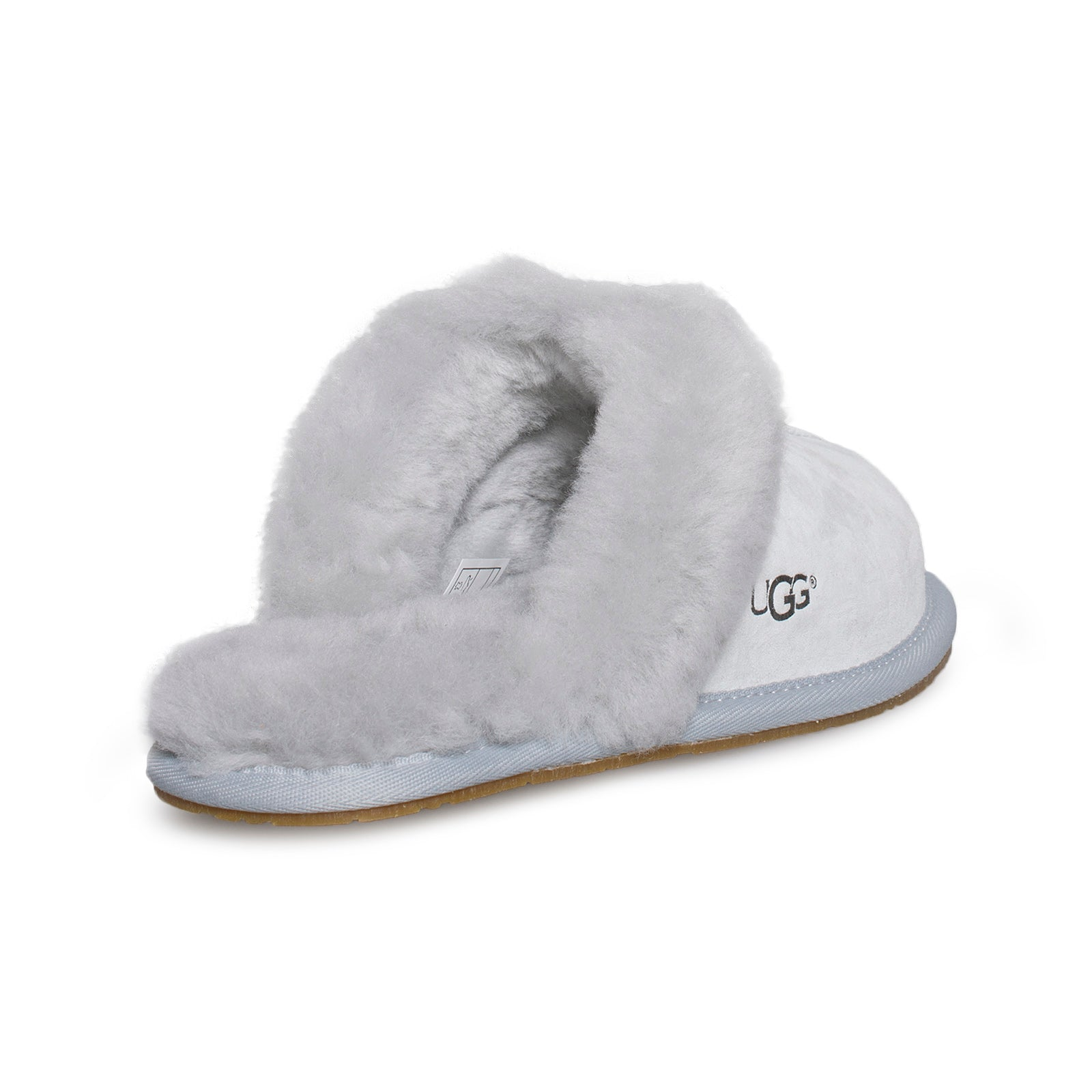 4d004919596 UGG Scuffette II Grey Violet Slippers