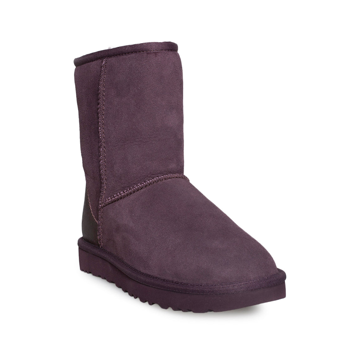 UGG Classic  Short II Metallic Port Boots