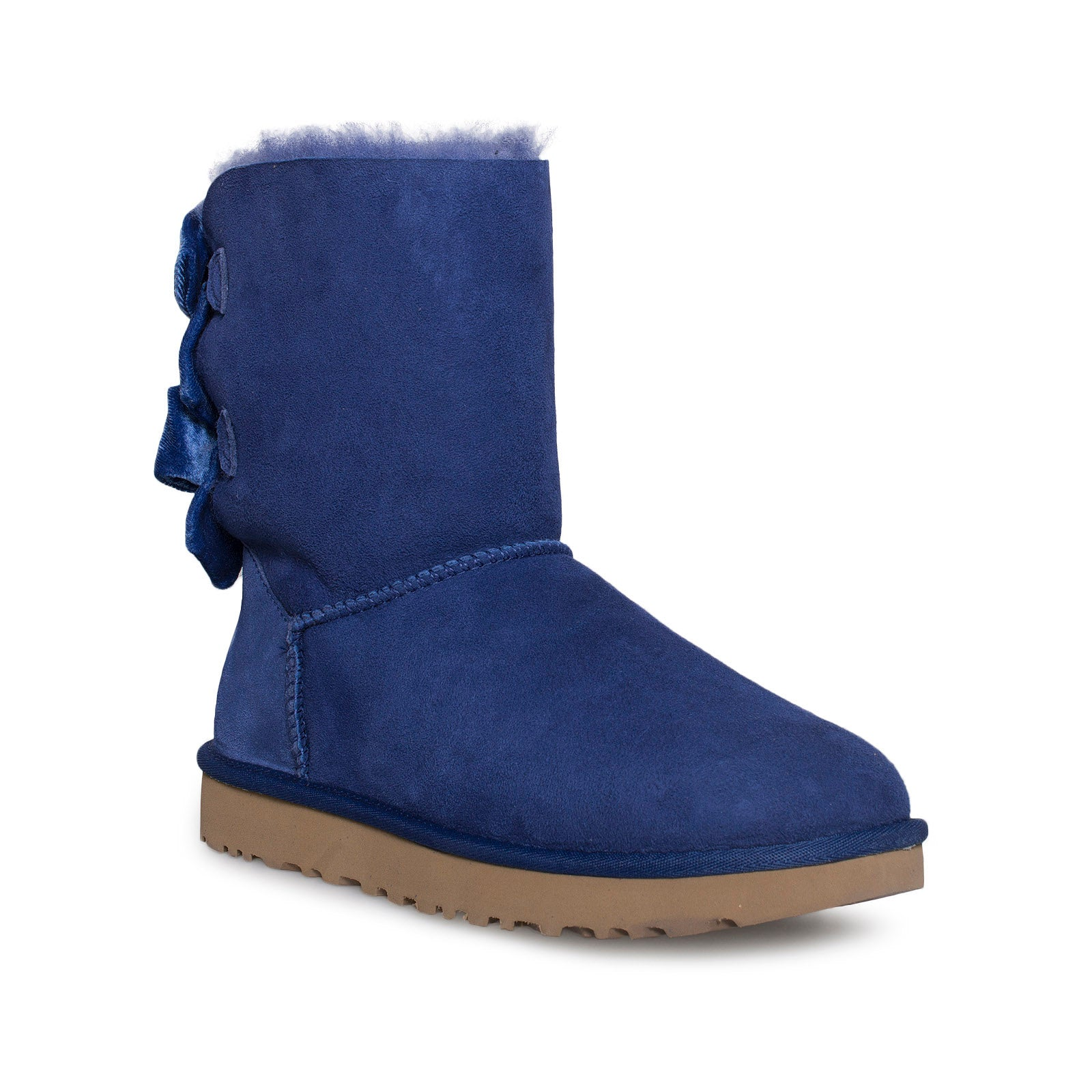 blue bailey bow ugg boots