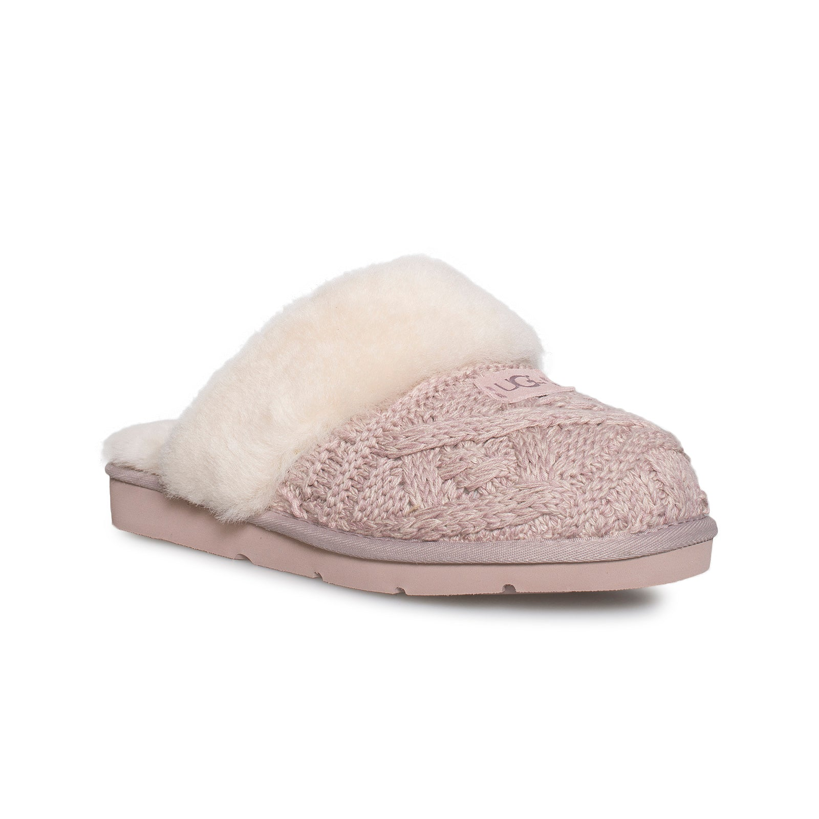 2db2614e4bc UGG Cozy Cable Dusk Slippers