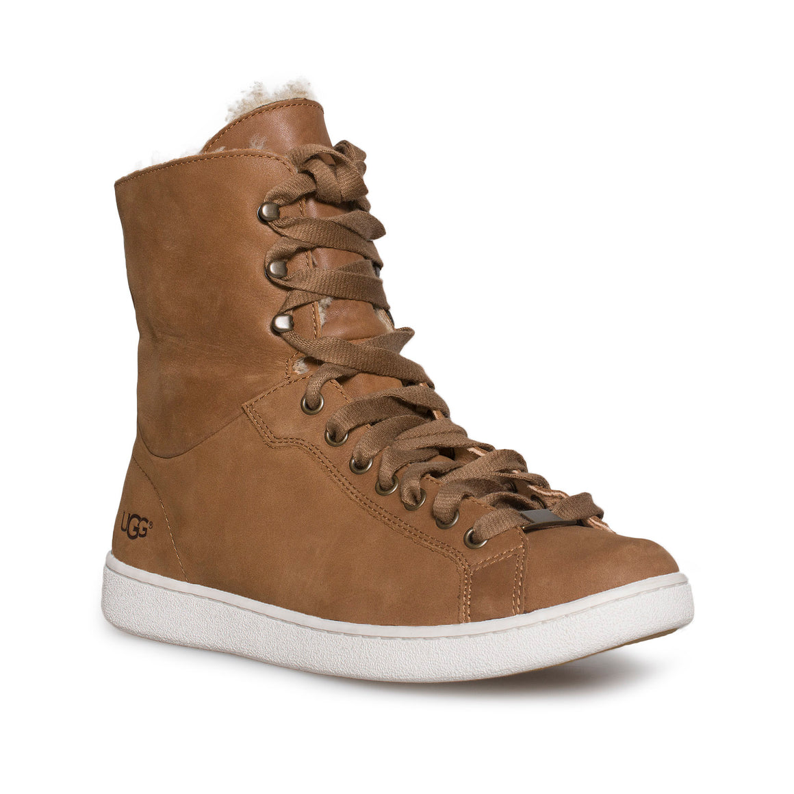 UGG Starlyn Chestnut Sneakers