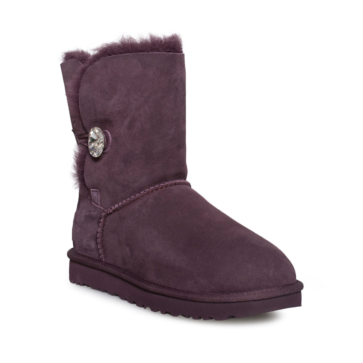 UGG Bailey Button Bling Port Boots