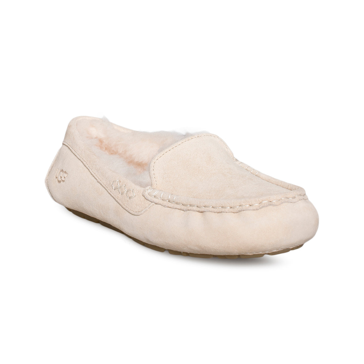 UGG Ansley Cream Slippers