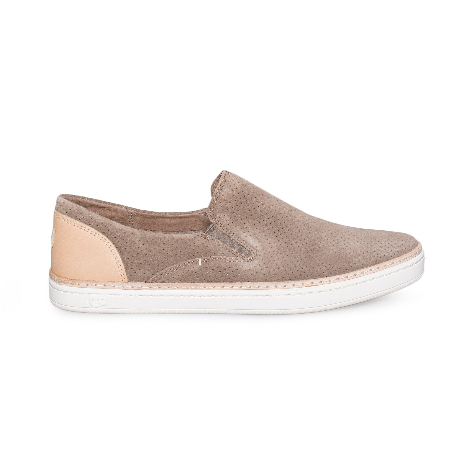 UGG Adley Perf Caribou Shoes – MyCozyBoots