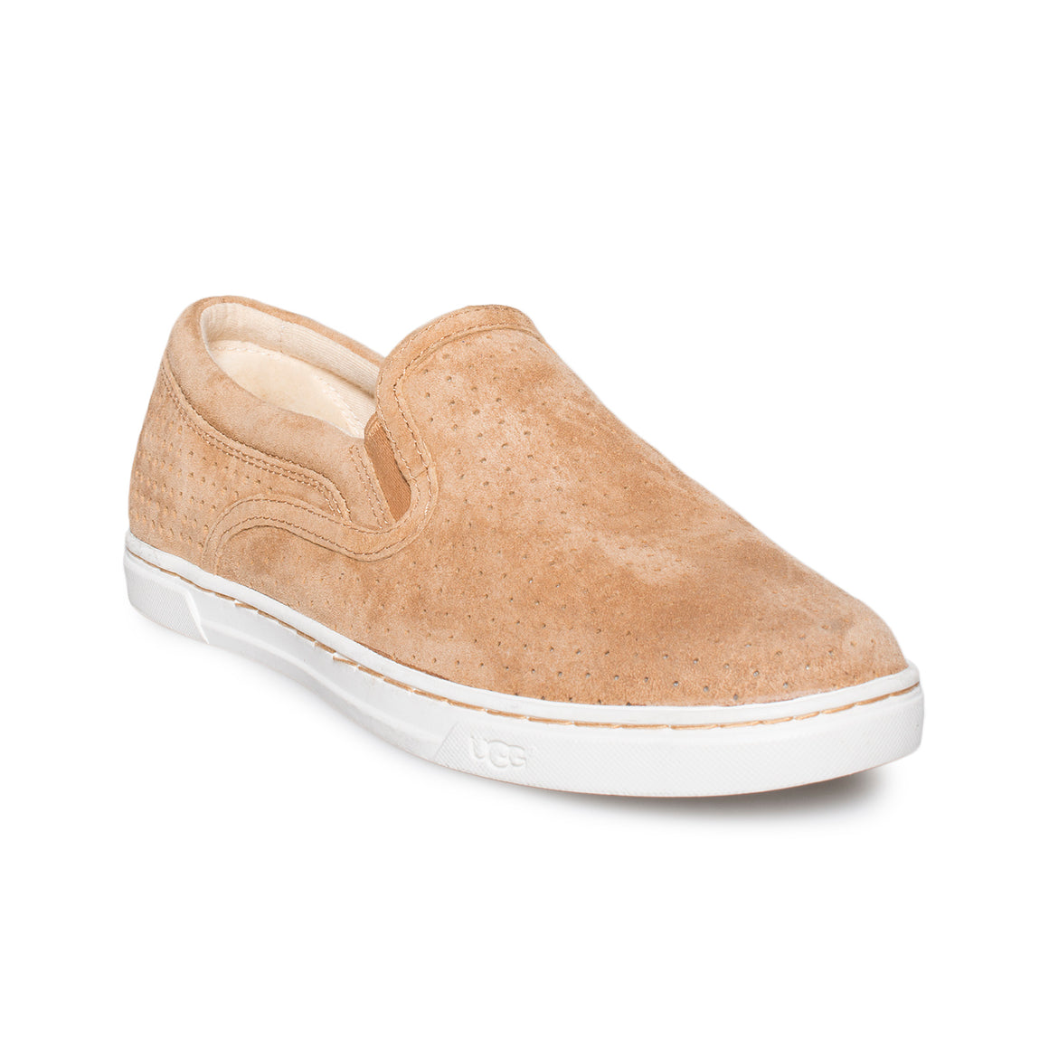 UGG Adley Perf Chestnut Shoes - Women's
