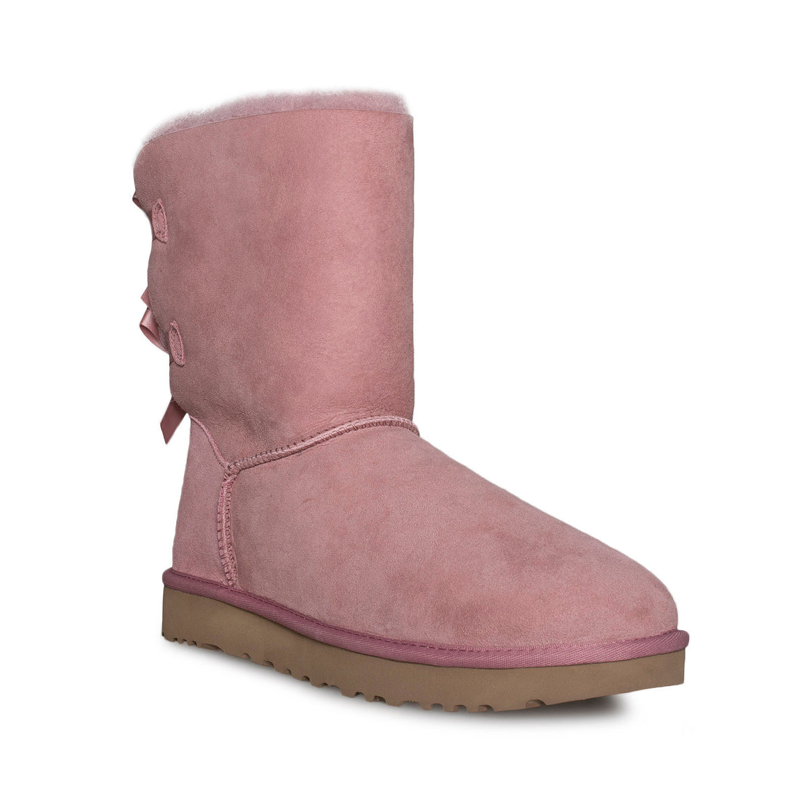 UGG Bailey Bow II Pink Dawn Boots - Women's