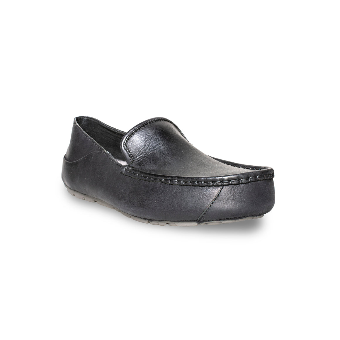 UGG Hunley Black Shoes - Men's