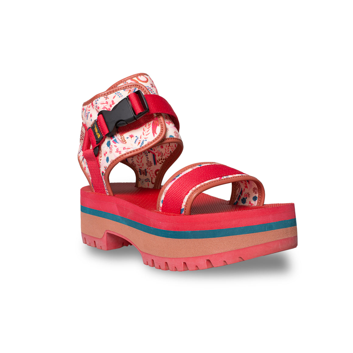 Teva India Jewel Anna Sui Lollipop Sandals - Women's