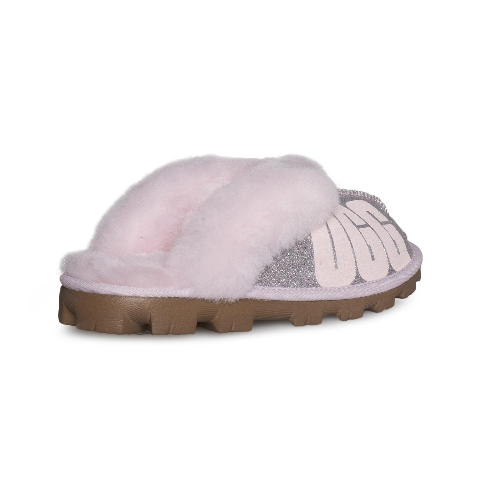 UGG Coquette Sparkle Seashell Pink