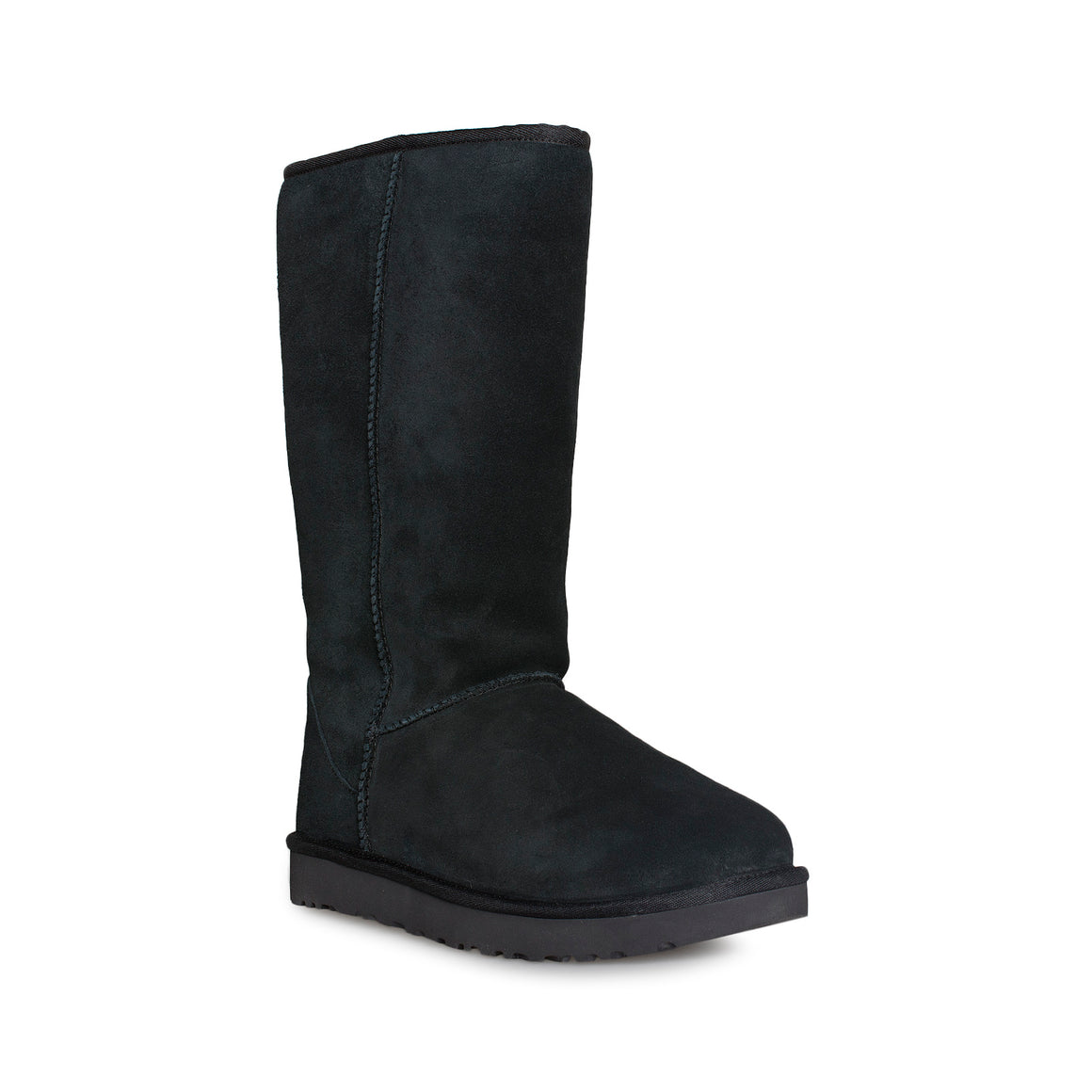 UGG Classic Tall II Animal Black Boots - Women's