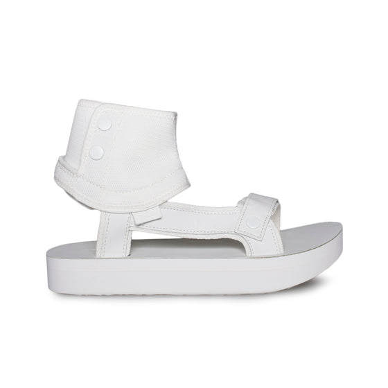 962caee12631 Teva Han Kjobenhavn 2 White Sandals - Men s ...
