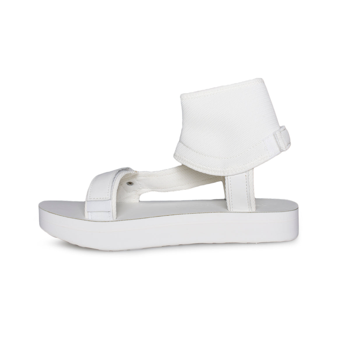 Teva Han Kjobenhavn 2 White Sandals - Men's
