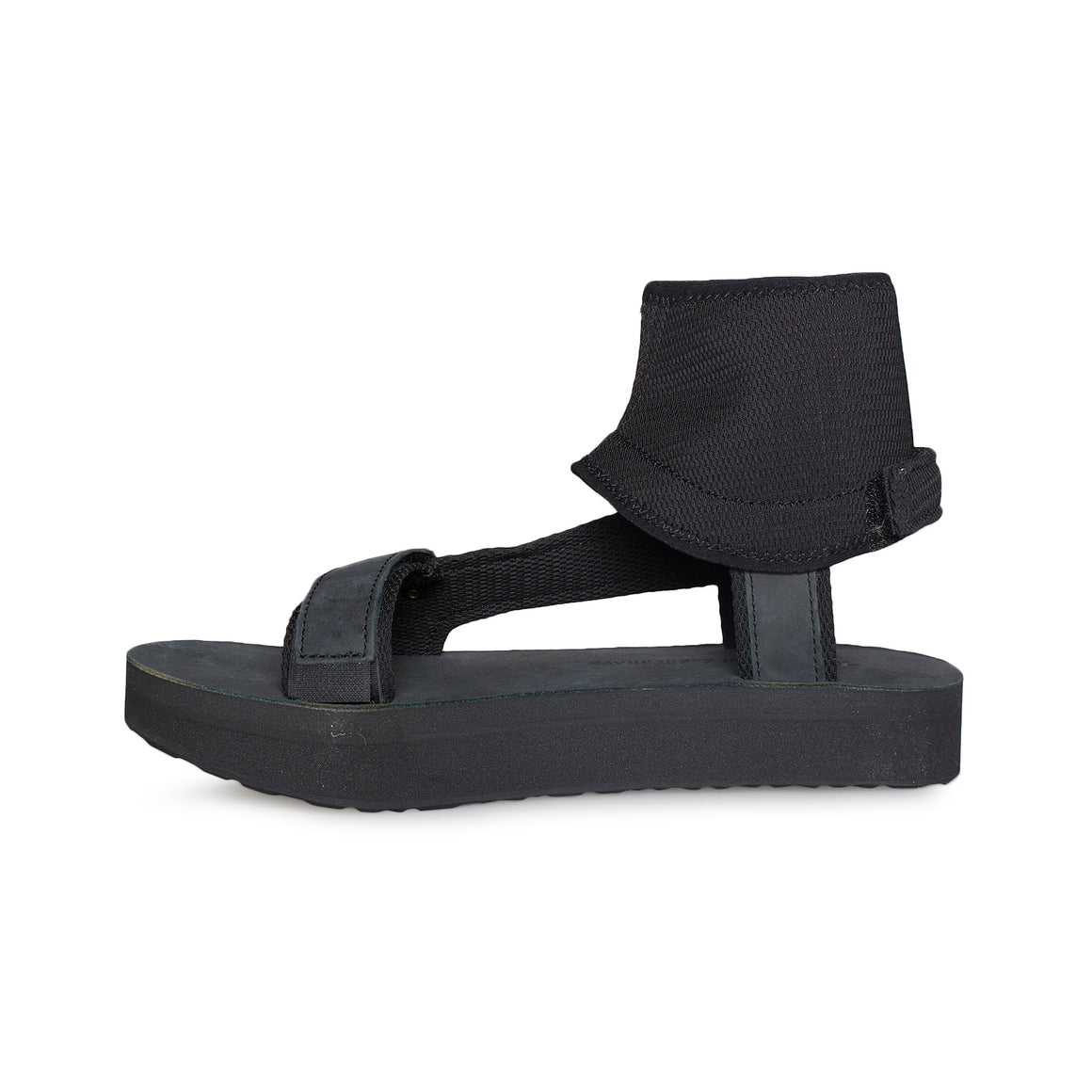 Teva Han Kjobenhavn 2 Black Sandals - Men's