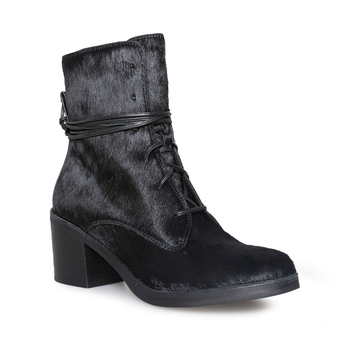 UGG Oriana Exotic Black Boots