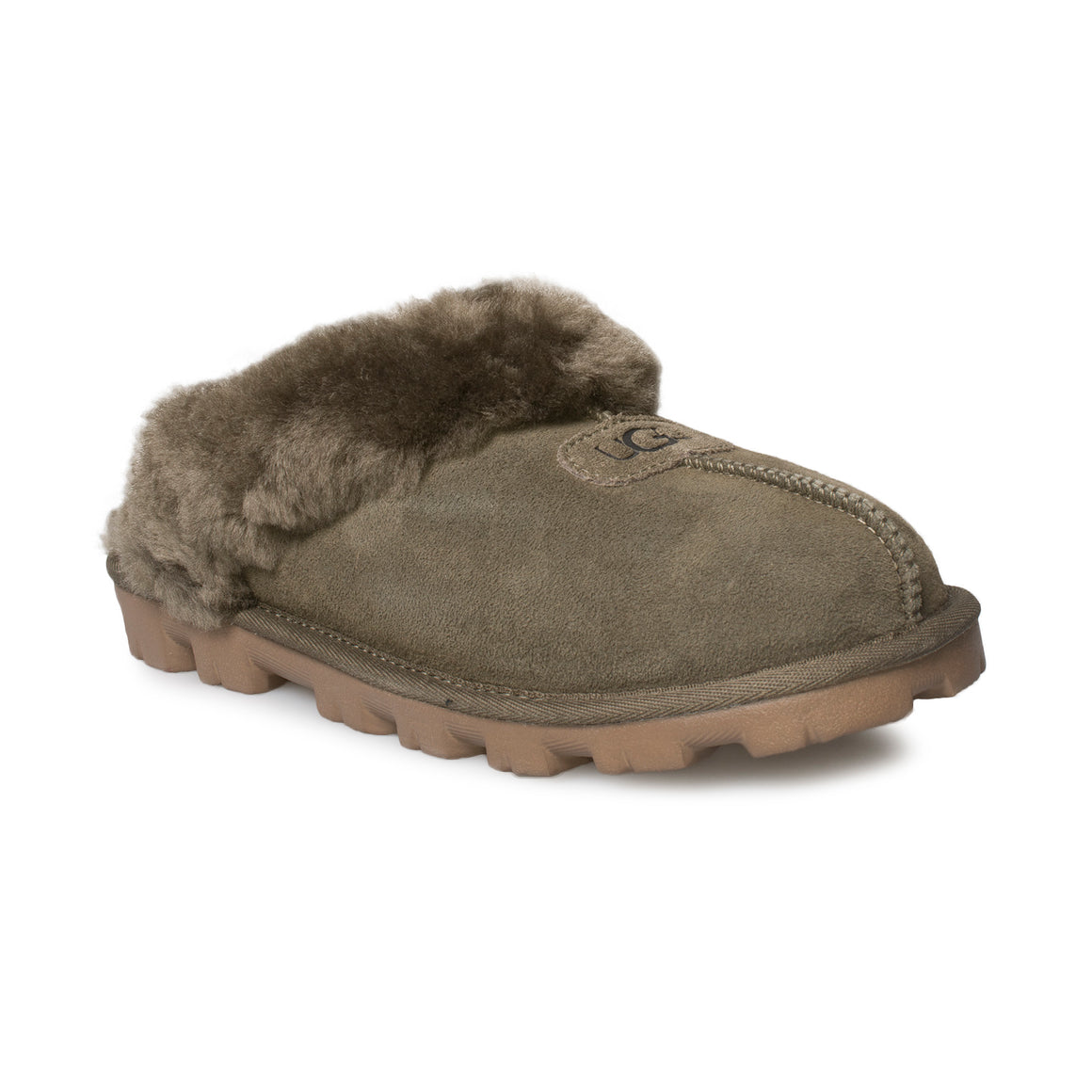 UGG Coquette Eucaliptus Spray Slippers - Women's