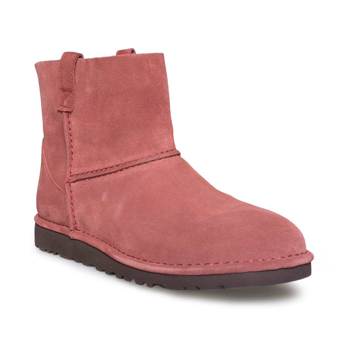UGG Classic Unlined Mini Red Clay Boots