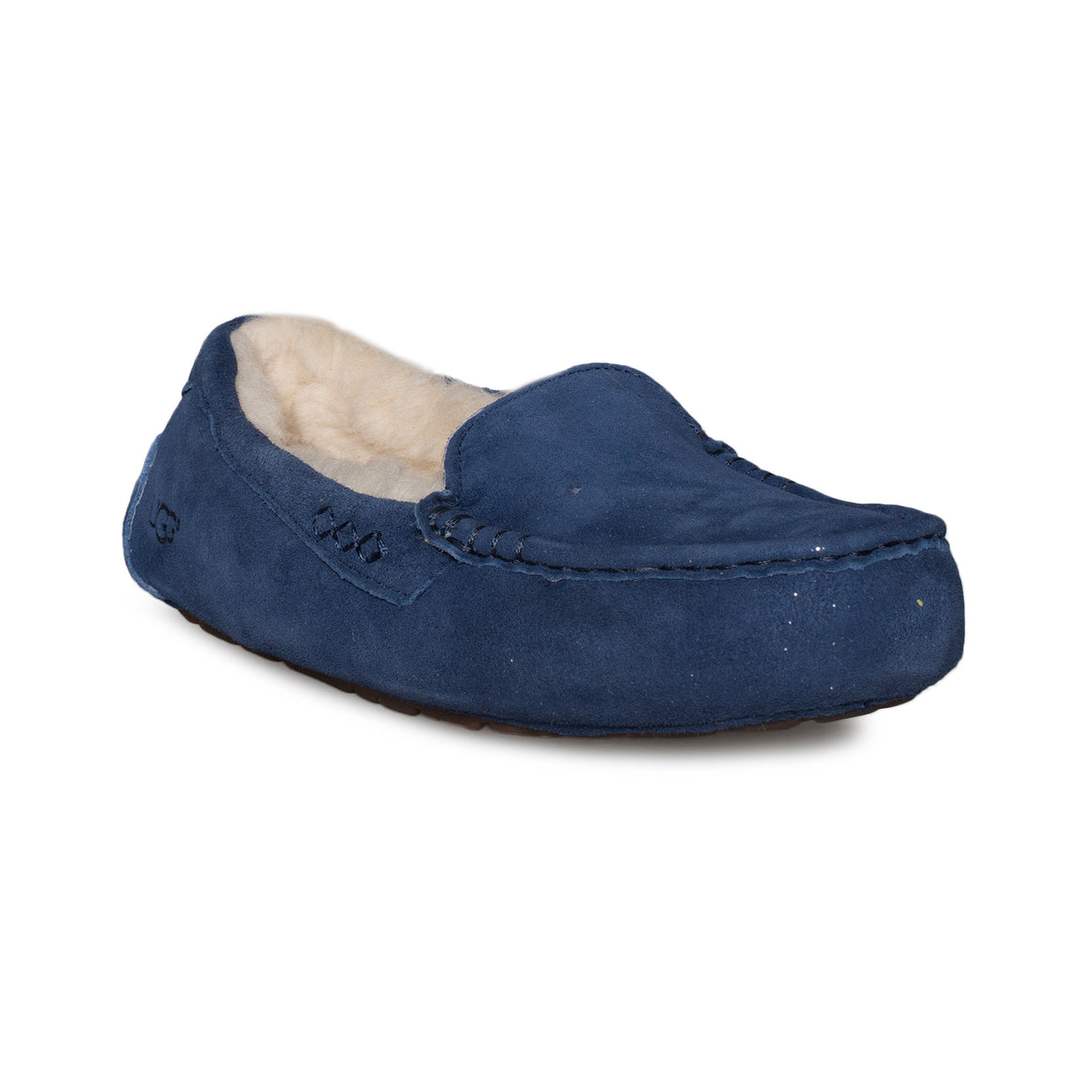 UGG Ansley Milky Way Dark Denim Slippers - Women's
